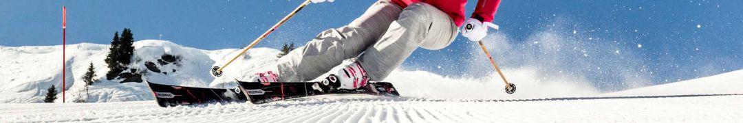 Zjazdové a bežecké lyžovanie