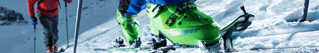 Skialpové lyžiarky