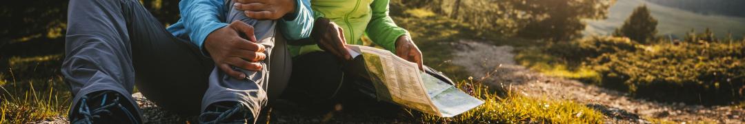 Knihy a mapy
