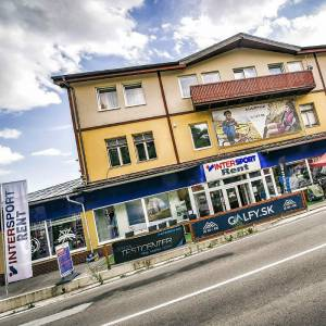 INTERSPORT RENT GALFY  HORNÝ SMOKOVEC