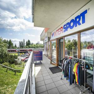 INTERSPORT RENT GALFY ŠTRBSKÉ PLESO