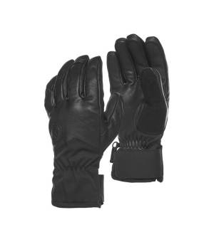 Black Diamond Tour Gloves black rukavice