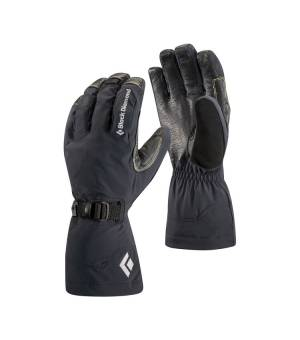 Black Diamond Pursuit Gloves black rukavice