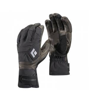 Black Diamond Punisher Gloves black rukavice