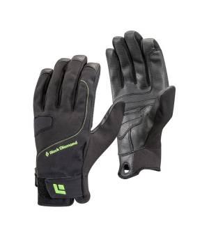 Black Diamond Torque Gloves black rukavice