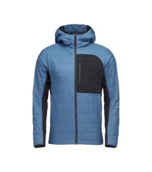 Black Diamond Aspect Wool Hoody M astral blue/black bunda