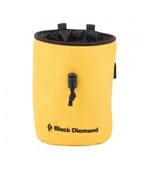 BLACK DIAMOND MOJO VRECKO NA MAGNÉZIUM ŽLTÉ