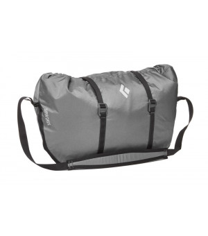 Black Diamond Super Chute rope bag nickel vak na lano