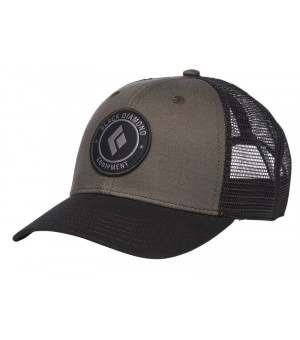 Black Diamond Trucker Hat Walnut šiltovka