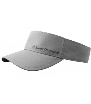 BLACK DIAMOND VISOR Slate šilt