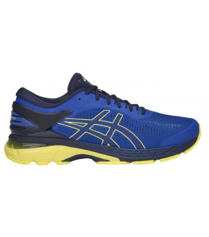 Asics Gel Kayano 25 blue/yellow