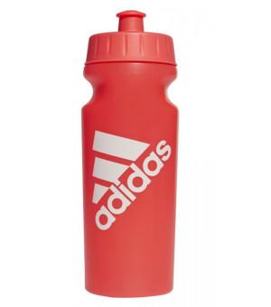 Adidas Perf Bottle 0,5 l fľaša červená