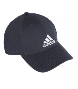 Adidas Classic six-panel cotton šiltovka modrá