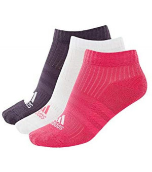 Adidas 3-stripes no-show ponožky