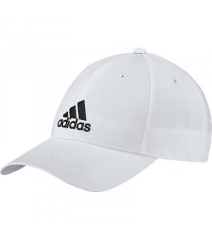 Adidas 6p Cap LTWGT EMB Šiltovka biela