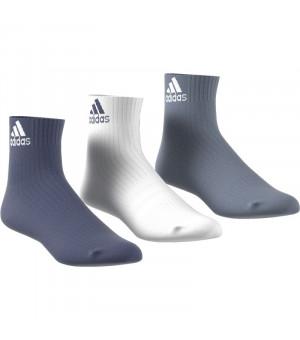 Adidas 3S Per AN HC 3P Ponožky mix farieb 3 páry