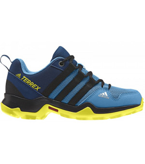 Adidas Terrex AX2R K Jr. tmavomodré
