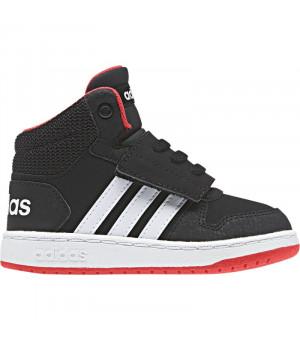 Adidas Hoops Mid 2.0 čierne