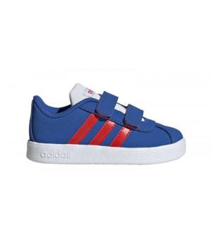 Adidas VL Court 2.0 CMF modré