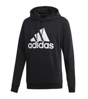 Adidas Must Badge Of Sport mikina čierna