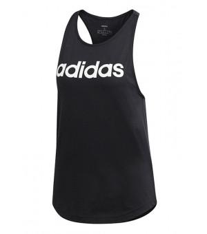 Adidas Essentials Linear tielko čierne