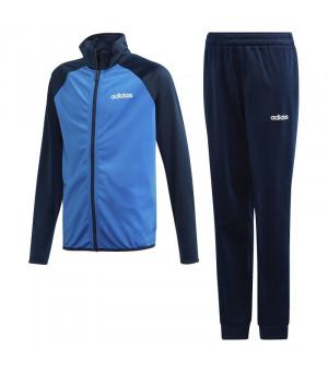 Adidas YB TS Entry športová súprava modrá