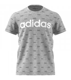 Adidas M Core FAV Tee Tričko sivé