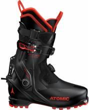 Atomic Backland Carbon black/red 19/20