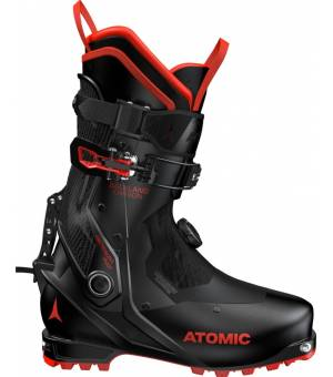 Atomic Backland Carbon black/red 19/20