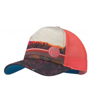 Buff Trucker Cap čiapka Collage Multi