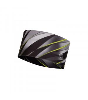 Buff Coolnet UV+Headband Čelenka Focus Grey