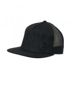 Buff Trucker Cap Čiapka Summit Black