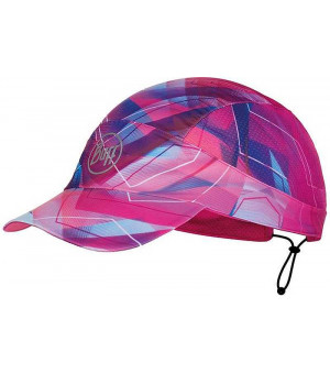 Buff Pack Run Cap Patterned čiapka R-Shattered Multi