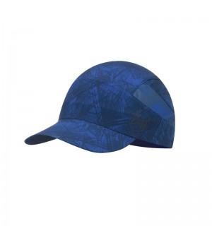 BUFF ŠILTOVKA PACK TREK PATTERNED HASHTAG CAPE BLUE