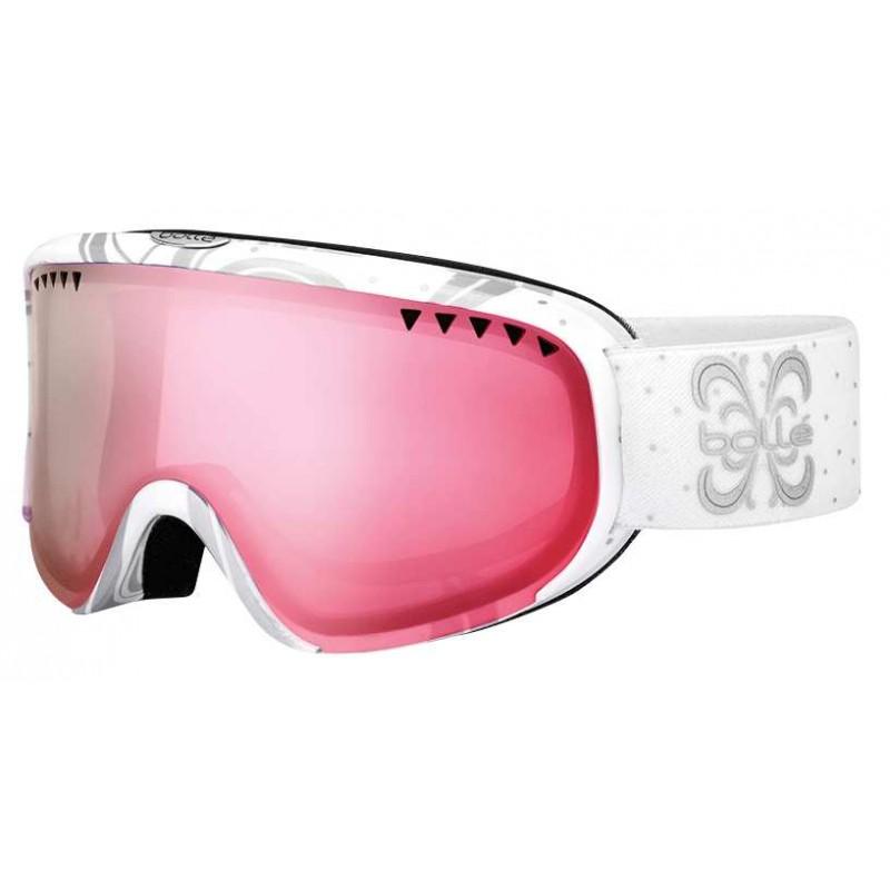 501700c80 Dámske lyžiarske okuliare BOLLÉ SCARLETT white night | Galfy.sk