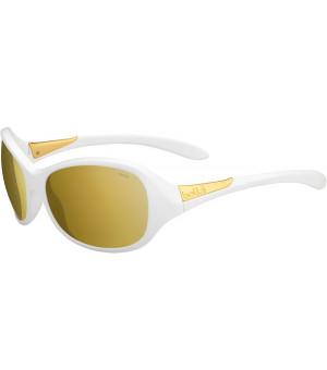 Bolle Grace Shiny White slnečné okuliare