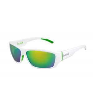 Bolle Ibex Matte White Green slnečné okuliare
