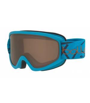 Bolle Freeze Matte Blue Bronze lyžiarske okuliare