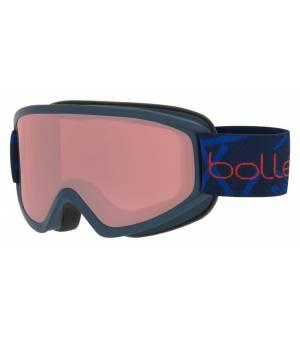 Bolle Freeze Matte Navy Vermillon lyžiarske okuliare