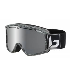 Bolle Maddox Matte Black Marble Chrome lyžiarske okuliare