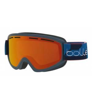 Bolle Schuss Matte Navy Sunrise lyžiarske okuliare