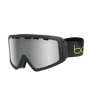 Bolle Z5 OTG Matte Black & Grey Black Chrome lyžiarske okuliare