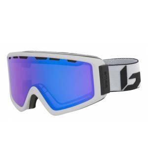 Bolle Z5 OTG Matte White Corp Aurora lyžiarske okuliare