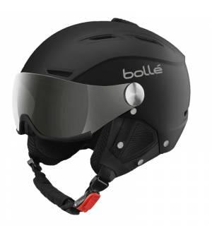 Bollé Backline Visor Soft Black & Silver 54-56 cm prilba 19/20