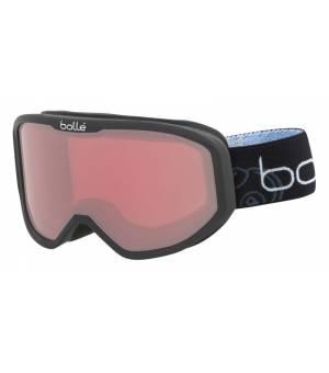 Bolle Inuk Matte Black Bomb Vermillon lyžiarske okuliare