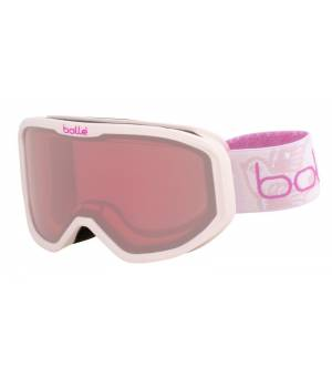 Bolle Inuk Matte Pink Stars Vermillon lyžiarske okuliare