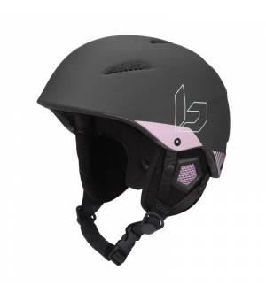 Bolle B-Style Matt Black/Violet 58-61cm prilba
