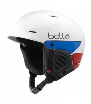 Bolle Mute Shiny Race White 55-59 cm prilba 19/20