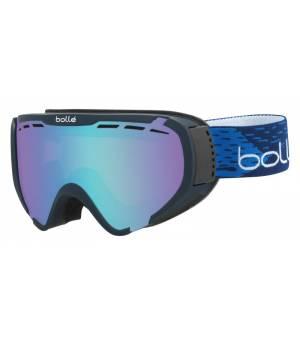 Bolle Explorer OTG Matte Blue Aurora lyžiarske okuliare