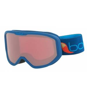 Bolle Inuk Matte Blue Fox Vermillon lyžiarske okuliare
